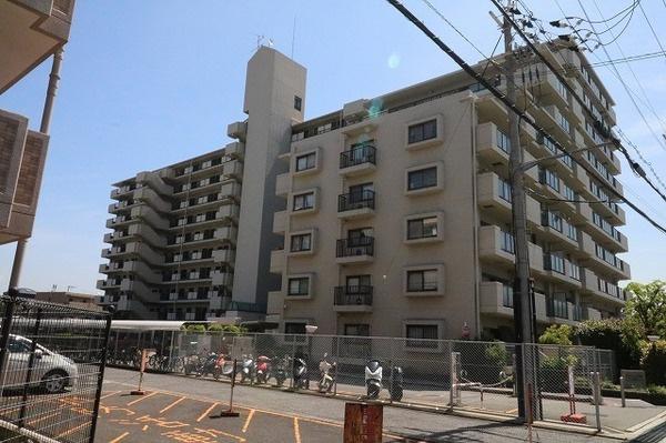 ファミール岸和田ステージ1 中古マンションの画像