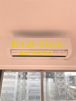 エアコンがあるので入居費用を抑えられます