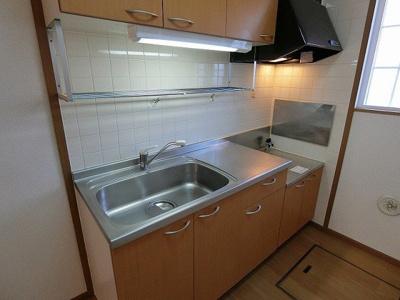 【キッチン】フローレスタⅡ