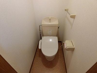 【トイレ】フローレスタⅡ