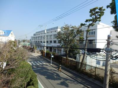 東京都立町田高校まで132m