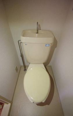 【トイレ】ハイツクリード