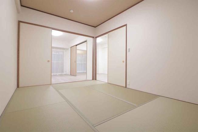 【和室】京橋グリーンハイツ一号棟
