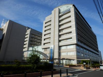 町田市民病院まで86m