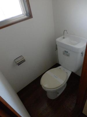 【トイレ】旭町マンション