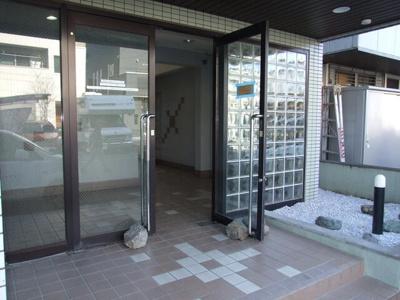 【エントランス】ラフィナート忠生