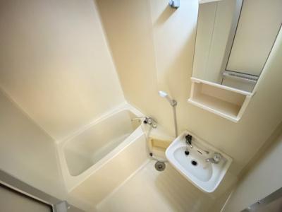 【浴室】ブルースカイ