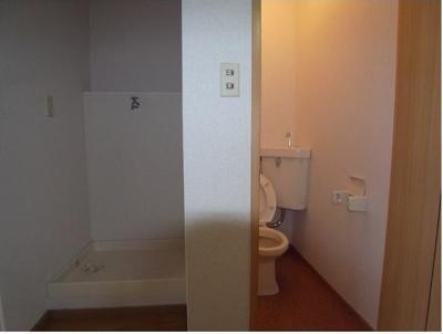 【トイレ】N・Kハイム