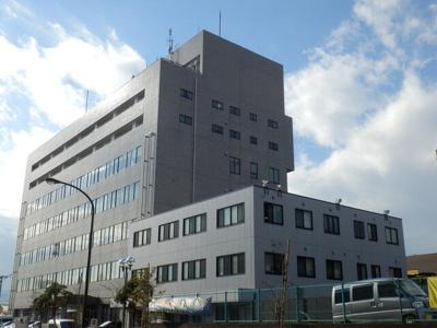 町田警察署まで488m