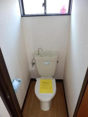 【トイレ】第7中町コーポ