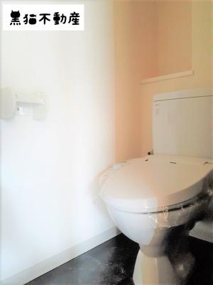 【トイレ】セントレイクセレブ徳川