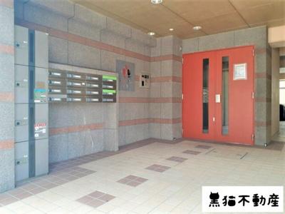 【エントランス】セントレイクセレブ徳川