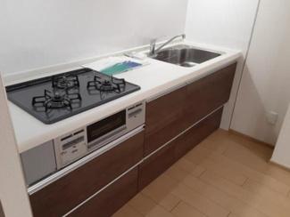 【キッチン】ライオンズマンション調布駅前 仲介手数料半額