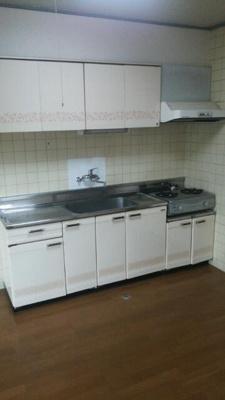 【キッチン】ニュー町田ハイツ