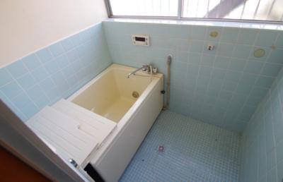 【浴室】ハイツ大塚