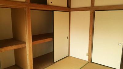 【寝室】ハイツ大塚