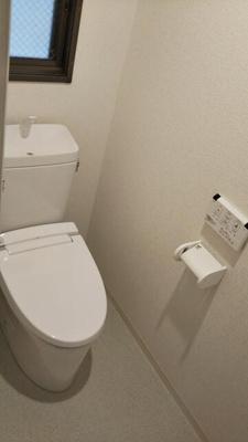 【トイレ】アーバンライフⅢ