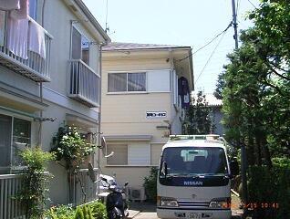 【外観】旭町コーポラス