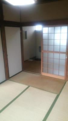 【玄関】千代田コーポ