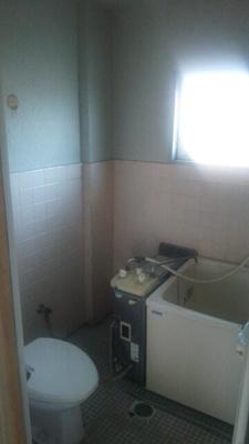 【浴室】旭町ビル