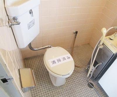 【トイレ】旭町ビル