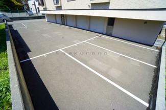 【駐車場】コモエヒル