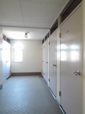 トランクルームです。