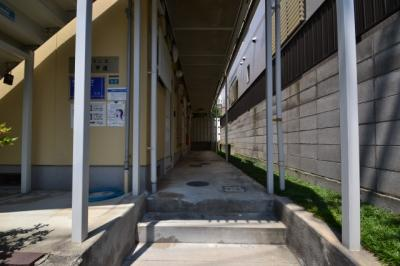 【エントランス】フレグランス六甲道