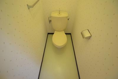 【トイレ】フレグランス六甲道