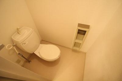 【トイレ】ソレイユ六甲