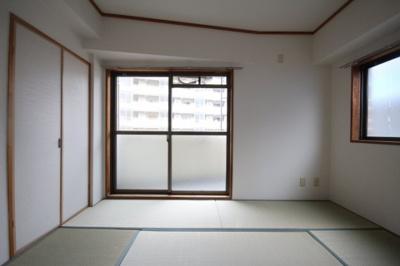 【寝室】サンビルダー六甲駅前