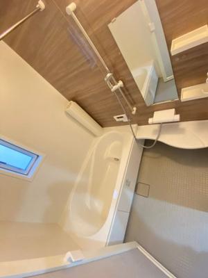 【浴室】大津市木戸156-13 中古戸建
