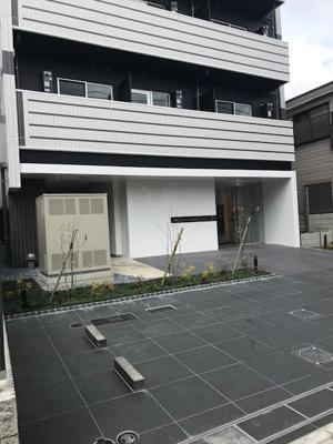 【エントランス】ステージグランデ新中野アジールコート