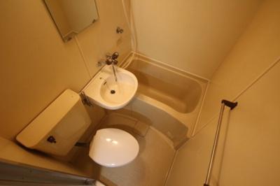 【浴室】シルバーハイツ御影