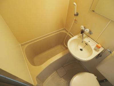 【浴室】メゾン・ド・アコール