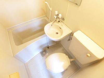 【浴室】喜志マンション