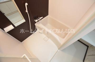 【浴室】セブンレジデンス日本橋