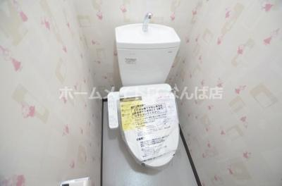 【トイレ】セブンレジデンス日本橋