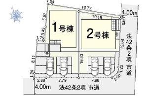 【区画図】さいたま市飯田