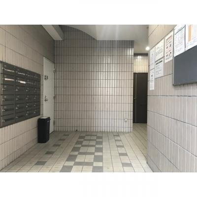 【エントランス】Cortile自由ヶ丘(コルティール)