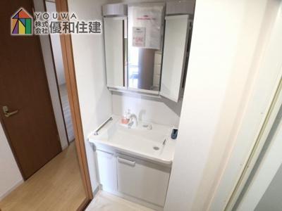 【独立洗面台】グランプレステージ明石西Ⅲ