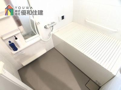 【浴室】グランプレステージ明石西Ⅲ