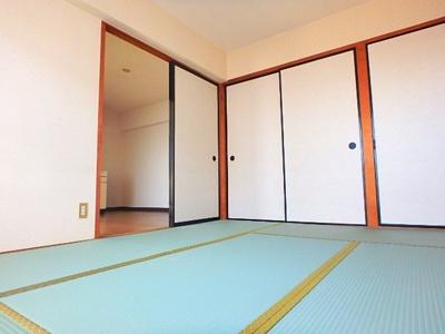 【和室】ハイツ大石地所Ⅱ