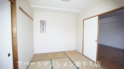 【和室】牛久ロイヤルレジデンスAⅡ型