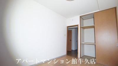 【寝室】牛久ロイヤルレジデンスAⅡ型