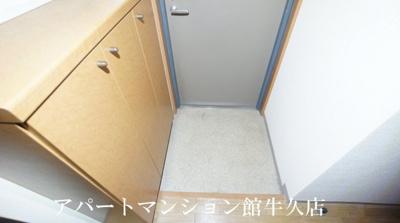 【玄関】牛久ロイヤルレジデンスAⅡ型