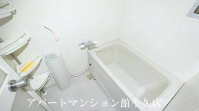 【浴室】牛久ロイヤルレジデンスAⅡ型