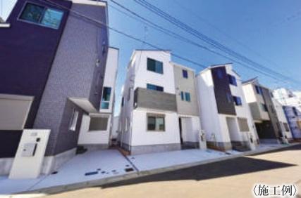 【外観】稲田堤 新築全5棟
