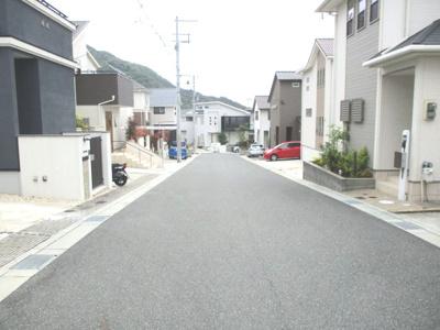 神戸市須磨区桜の杜中古戸建