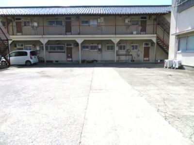 【駐車場】第2タカ荘